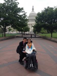 Charles & Sandra Capitol Hill 1